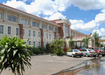 Protea Ryalls Hotel in Blantyre is rated four star