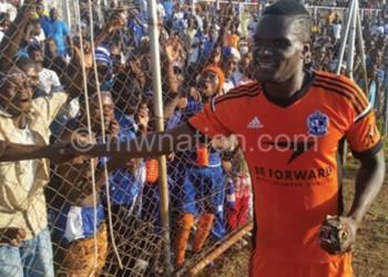 Wadabwa to lead Wanderers attack