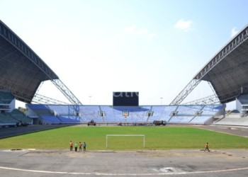 Facing maintenance challenges: Bingu National Stadium