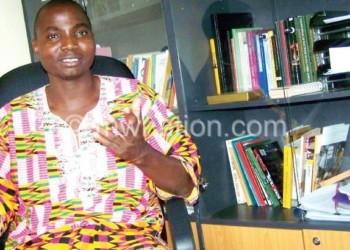 Magolowondo: Don't blame poverty on democracy