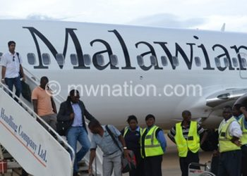 Malawi Airlines is yet to post a profit since it took to the skies
