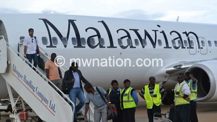 air malawi   The Nation Online