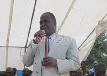 Kwataine: Avoid partisan politics