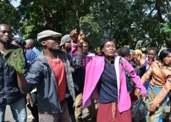 Flashback: Admarc Staff strike in Limbe