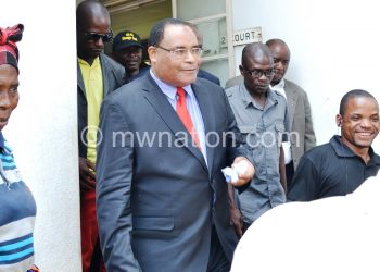 Mussa claims case is politically-motivated