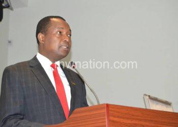 Assured MFs last year: Kabambe