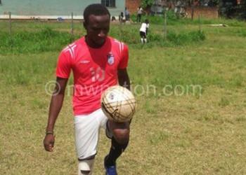 Kumwenda: I will give my all