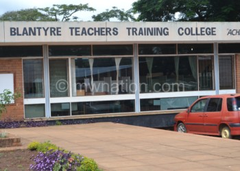 Soche Hill College of Education was training teachers before the creation of the university in 1965