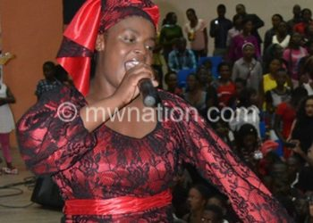 Singing from beyond the grave: The late Grace Chinga