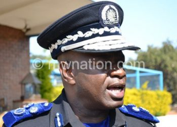 Mwapasa: We are not happy with violence