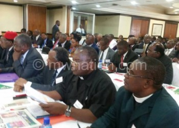 Flashback: Across-section of delegates to the PAC Conference