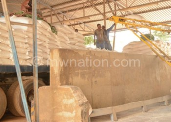 Maize prices are steadily rising on the local market