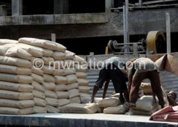 Local cement manufacturers want product to be protected