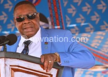 Promised to turn Malawi to Singapore level: Mutharika