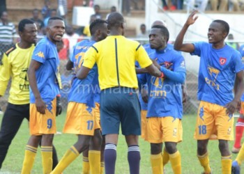 Blantyre United feel played a part