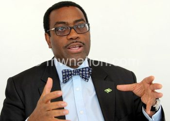 Adesina: Debt forgiveness is key