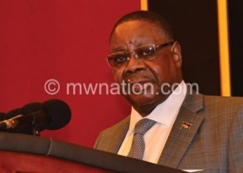 Mutharika: Lets us move quickly