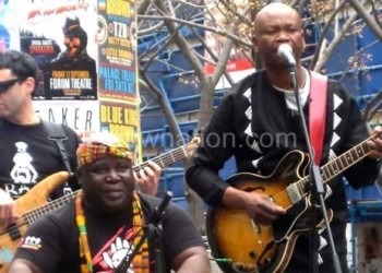 congolese drumer Diouf Nyusu 3 1 | The Nation Online