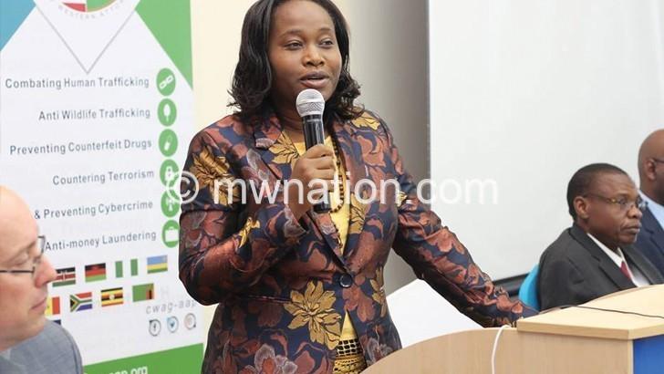 Janet Banda | The Nation Online