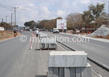 Development budget to support huge infrastructure projects is low in Malawi