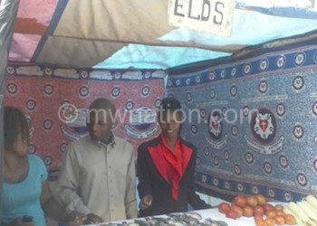 FARMERS SHOWCASE THEIR PRODUCE | The Nation Online