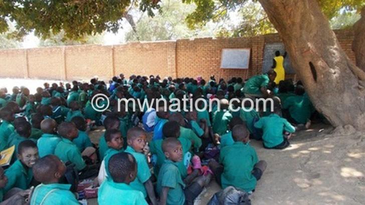 PUPILS AT KARONGA CCAP PRIM | The Nation Online