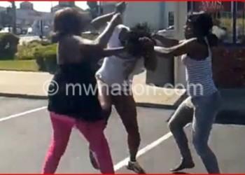 Black Women Fighting   The Nation Online