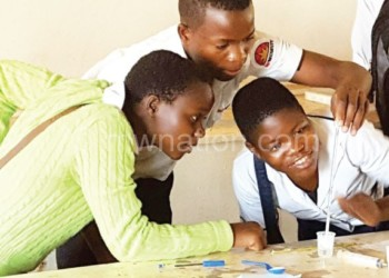 Muloza pupils share science knowledge