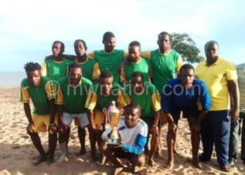 Livingstonia FC will represent the Central Region