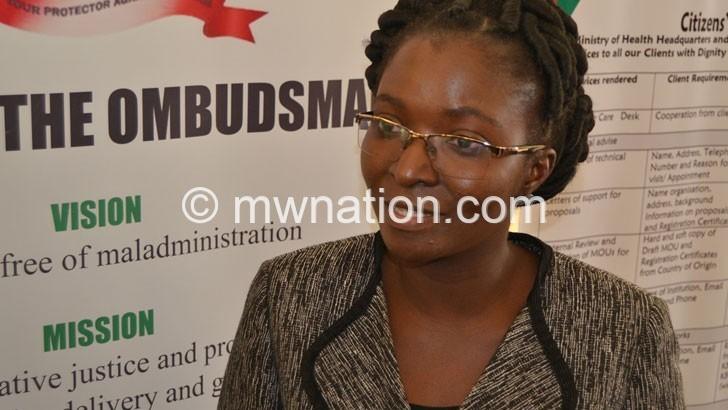 Martha Chizuma | The Nation Online