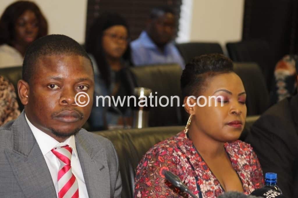 bushiri wife arrested ecg church news | The Nation Online