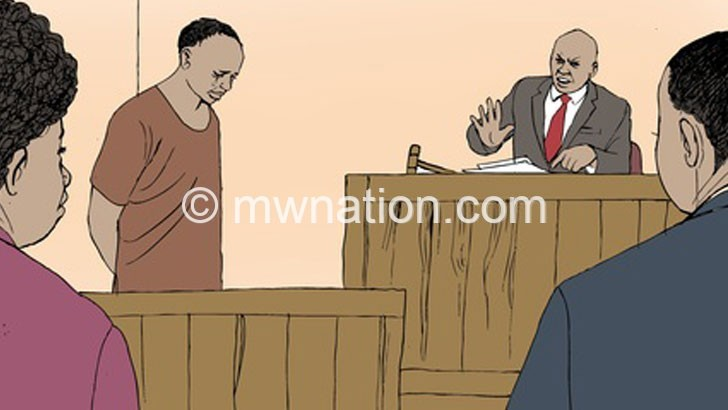 court room | The Nation Online