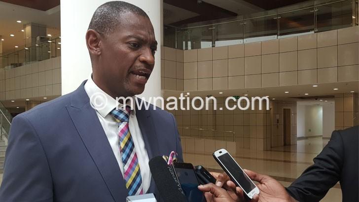 Nyamilandu: We have  received enquiries