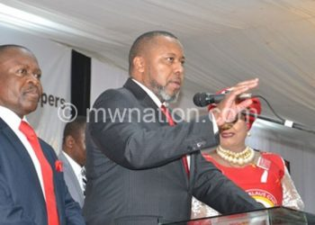 Called for transparency in procurement: Chilima