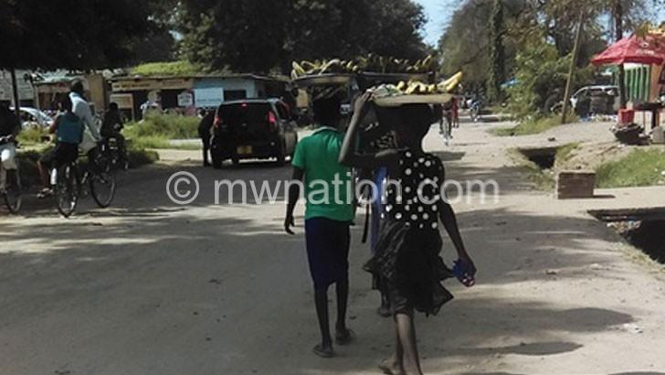 CHILD VENDING KARONGA | The Nation Online