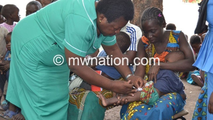 VACCINE MEASLES | The Nation Online