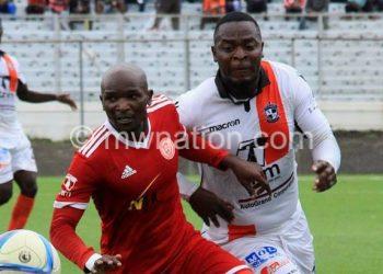 Bullets taking on Nomads in a league match last season