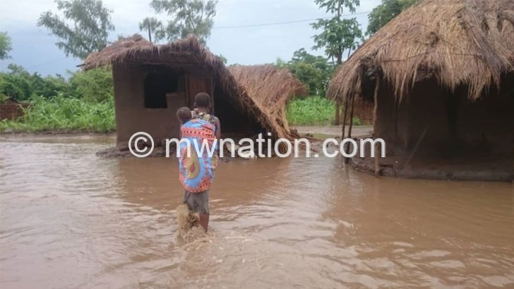 floods 1   The Nation Online