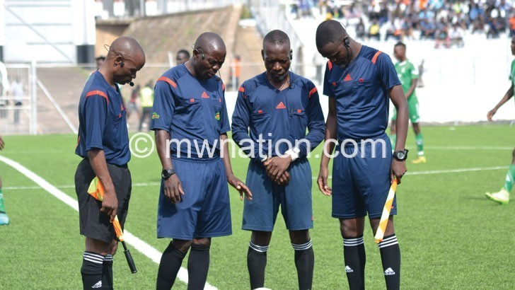 referee | The Nation Online
