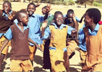 Boys should be as actively engaged as girls from a tender age to achieve gender equality