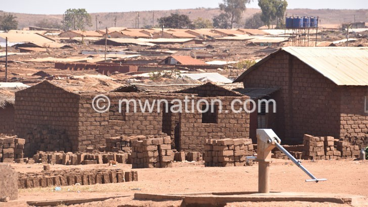Dzaleka Refugee camp | The Nation Online