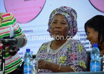 Will she resign now? Ansah