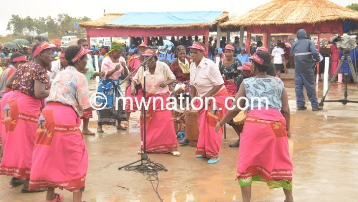 Mulhako celebration | The Nation Online