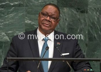 Mutharika: The right to life is supreme