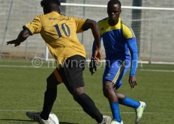 Hangover FC defender Wisdom Mizeye | The Nation Online