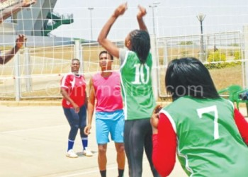 Old Mutual team netball | The Nation Online
