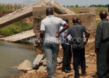 Kalembo bridge   The Nation Online