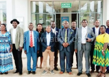 Momba districts officials   The Nation Online