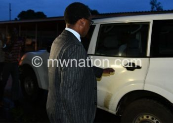 Mpinganjira accused of attempting to bribe judges