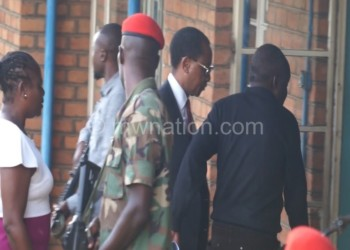 Mpinganjira arrested 1 | The Nation Online